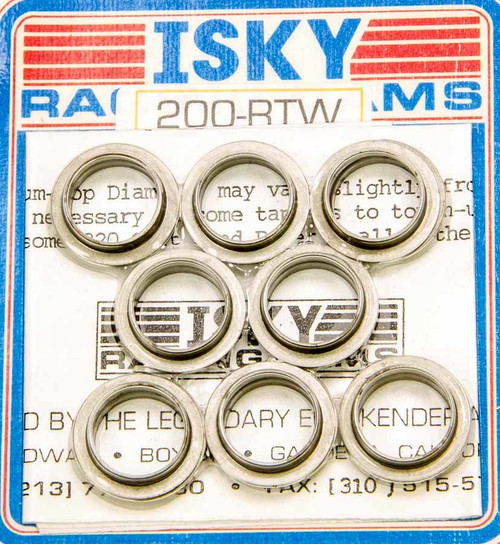 Isky Cams 200-RTW Roller Tappet Washers