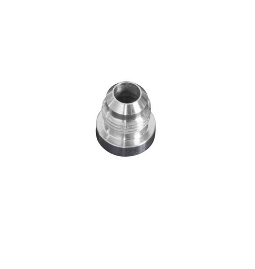 Joes Racing Products 37006 Weld Fitting -06AN Male Aluminum