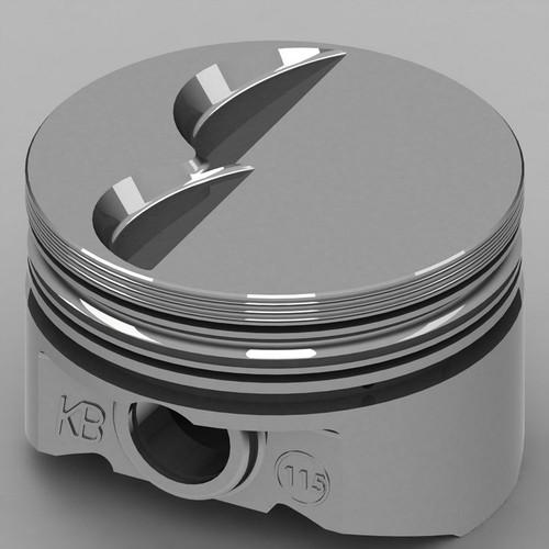 Kb Performance Pistons KB115.040 SBF F/T Piston Set 4.040 Bore -6cc