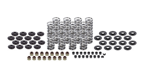 K-Motion K-775S LS Valve Spring Kit w/Steel Retainers