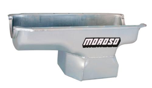 Moroso 20710 SBM Oil Pan - 273-340