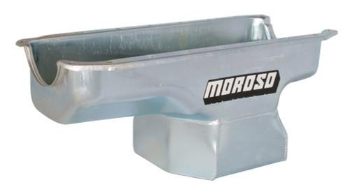 Moroso 20730 SBM Oil Pan - 360
