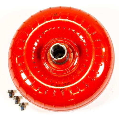 Hughes Performance GM20 Torque Converter 2000 Stall Series GM TH350