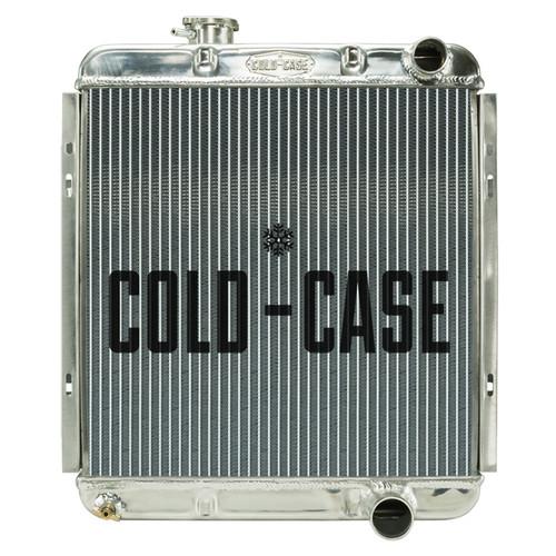 Cold Case Radiators FOM564 65-66 Ford Mustang 289 R adiator MT
