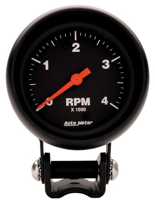 Autometer 2890 Low Rev Tach 4000 Rpm