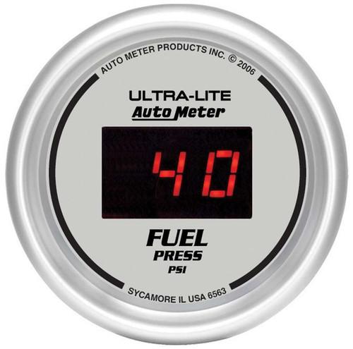 Autometer 6563 2-1/16in DG/S Fuel Pressure Gauge