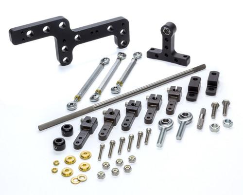 Blower Drive Service LK-9717 Dual Inline Carb Linkage Kit