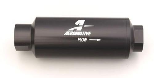Aeromotive 12309 -12an Inline Fuel Filter - Marine