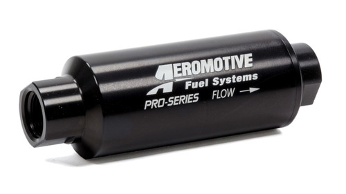Aeromotive 12310 Pro-Series -12an Inline Fuel Filter - 10 Micron