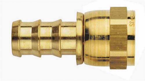Aeroquip FBM1233 #8 Brass 37d Swivel