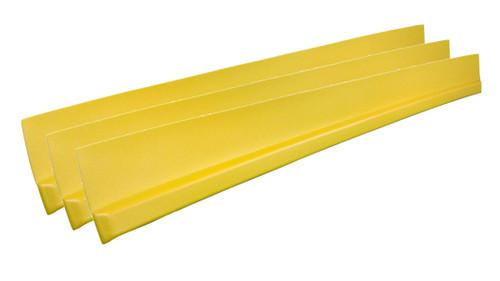 Dominator Racing Products 1100-YE Dirt Rocker Set Yellow 3pc