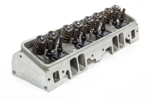 Flo-Tek 1200-HRAC-505A SBC 200cc Alm Cyl Head 64cc 2.055/1.600