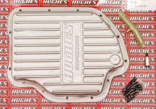 Hughes Performance HP2280 Aluminum Trans Pan Deep GM TH400