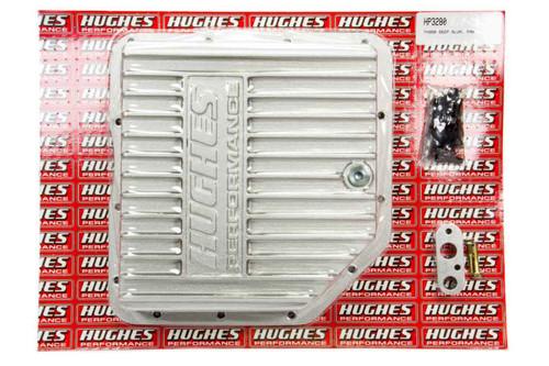 Hughes Performance HP3280 Aluminum Trans Pan Deep GM TH350
