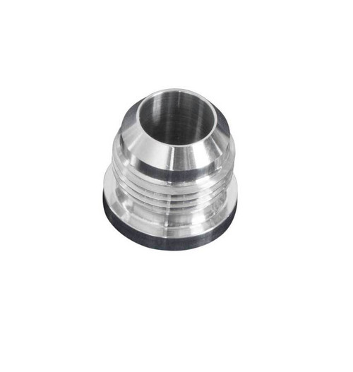 Joes Racing Products 37012 Weld Fitting -12AN Male Aluminum