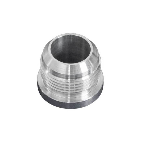 Joes Racing Products 37016 Weld Fitting -16AN Male Aluminum