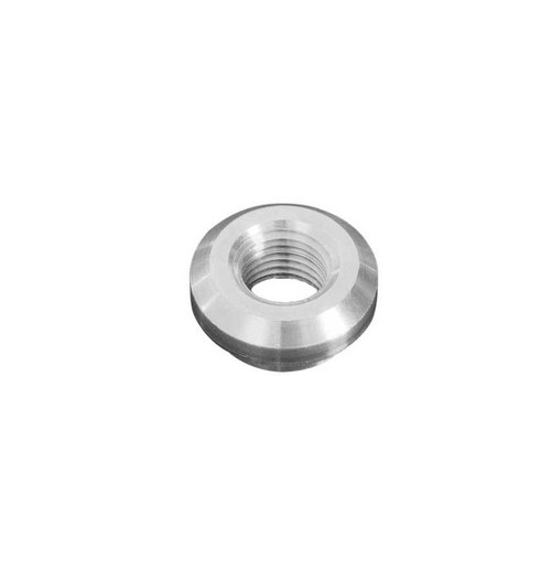 Joes Racing Products 37104 Weld Bung 1/4in NPT Female - Aluminum
