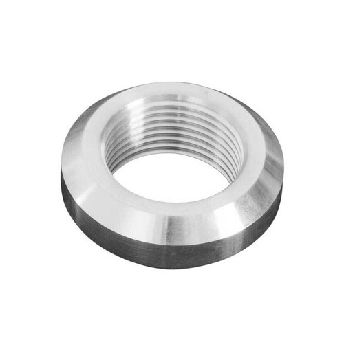 Joes Racing Products 37112 Weld Bung 1in NPT Female - Aluminum