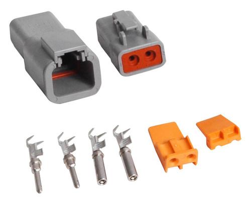 Msd Ignition 8184 Deutsch 2-Pin Connector