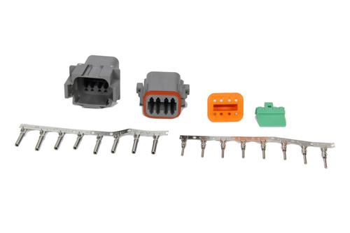Msd Ignition 8185 Deutsch 8-Pin Connector