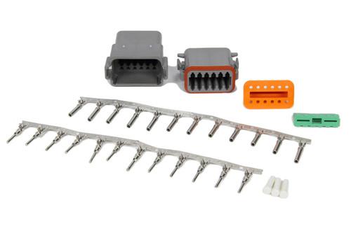 Msd Ignition 8186 Deutsch 12-Pin Connector