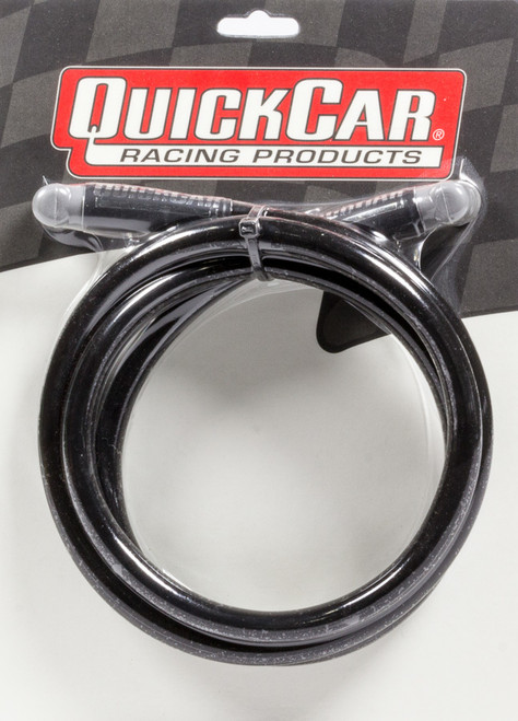 Quickcar Racing Products 40-603 Coil Wire - Blk 60in HEI/HEI