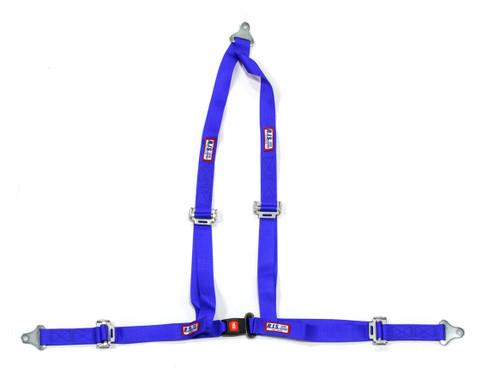 Rjs Safety 4000103 Buggy Belt Bolt-In Blue