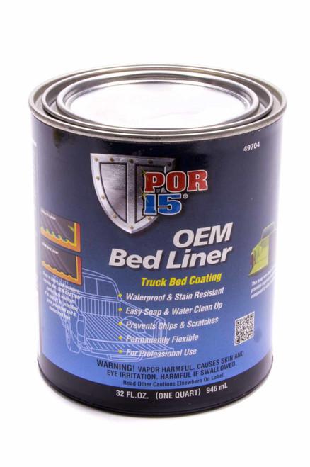 Por-15 49704 OEM Bed Liner Coating Quart