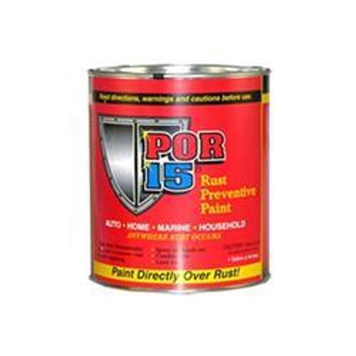 Por-15 45404 POR-15 Paint Quart Semi Gloss Black