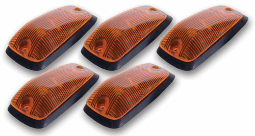 Pacer Performance 20-220 Cab Roof Lights Amber 88-02 GM P/U Non LED