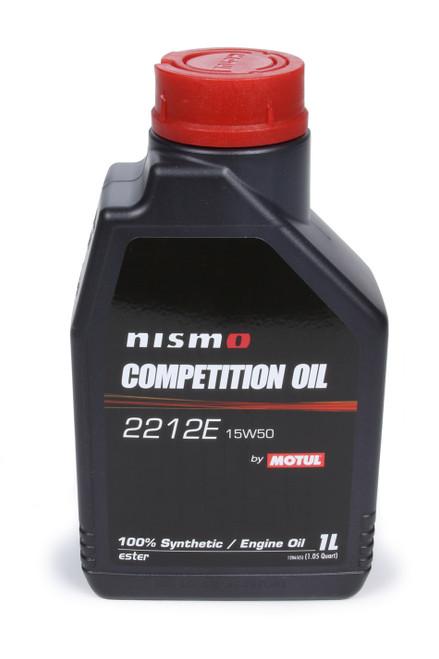 Motul Usa 102500 Nismo Competition Oil 15w50 1 Liter