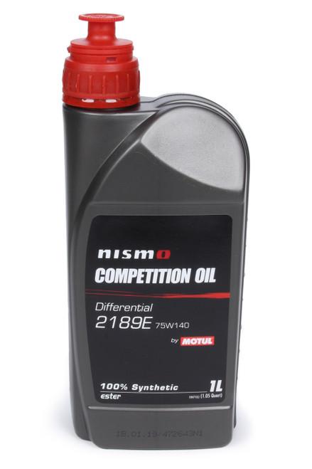 Motul Usa 102503 Nismo Competition Oil 75w140 1 Liter