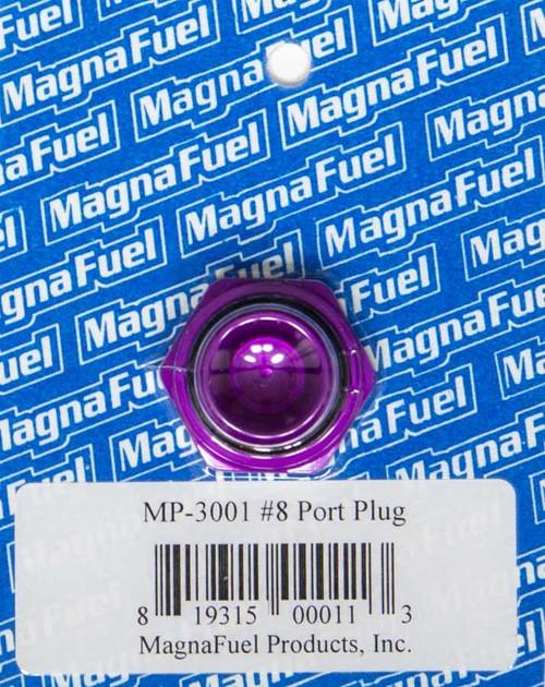 Magnafuel/Magnaflow Fuel Systems MP-3001 #8 O-Ring Port Plug