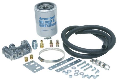 Perma-Cool 81074 Fuel Filter/Water Separt Kit