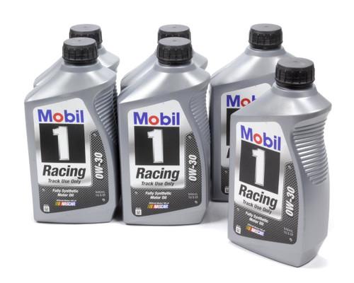 Mobil 1 102622 0w30 Racing Oil Case 6x1 Qt