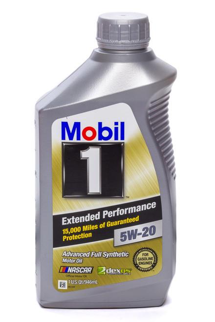 Mobil 1 102989-1 5w20 EP Oil 1 Qt