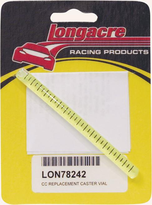 Longacre 52-78242 Replacement Caster Vial