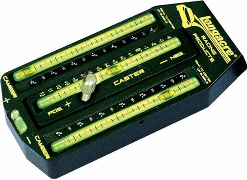 Longacre 52-78250 Caster Camber Gauge No Adapter