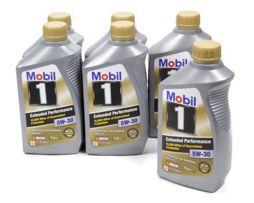 Mobil 1 112627 5w30 EP Oil Case 6x1 Qt