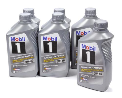 Mobil 1 112628 0w40 FS Oil Case 6x1 Qt