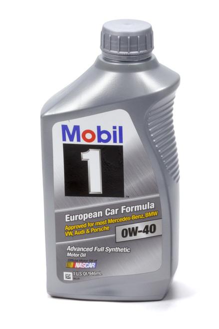 Mobil 1 112628-1 0w40 FS Oil 1 Qt