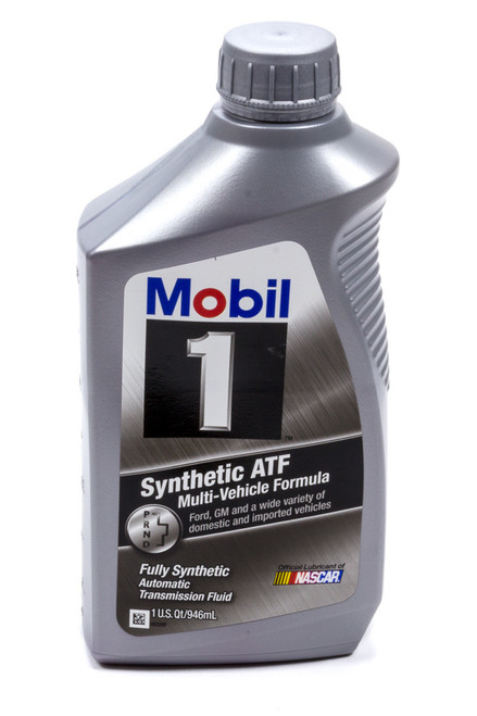 Mobil 1 112980-1 ATF Synthetic Oil 1 Qt