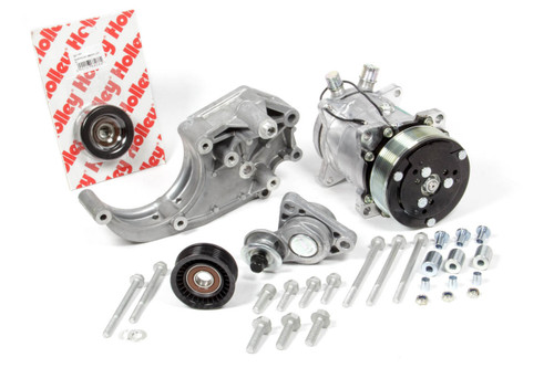 Holley 20-141 AC Bracket System Kit GM LS Engines