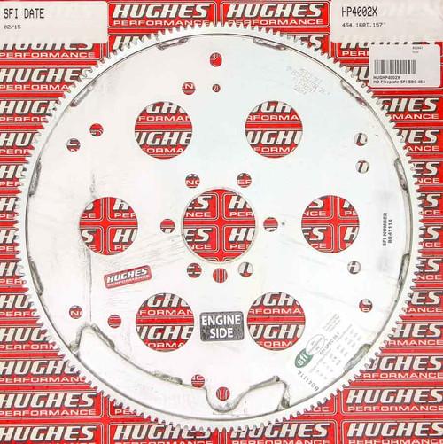 Hughes Performance HP4002X HD Flexplate SFI BBC 454 Gen 5&6 168 Tooth Ext