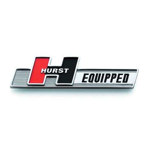 Hurst 136-1000 Hurst Equipped Emblem