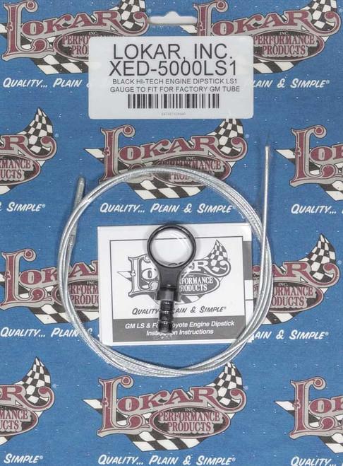 Lokar XED-5000LS1 Engine Dipstick LS Engine