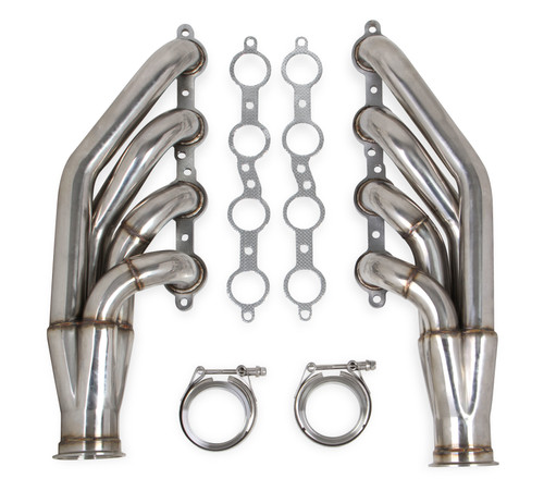 Flowtech 11540 LS 304ss Turbo Headers Up & Forward Style