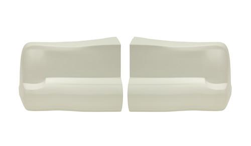 Fivestar 630-450W 00 Monte Carlo Bumper Cover White Plastic