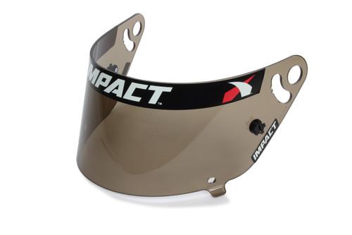 Impact Racing 19399902 Shield Light Smoke 1320/ Air Draft/ Super Sport