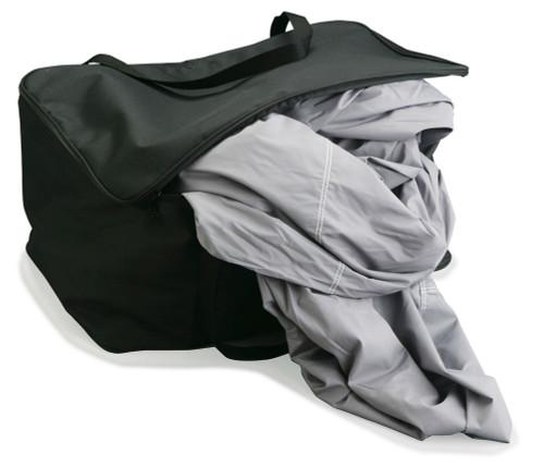 Covercraft ZTOTE1BK Zippered Tote Bag Large Black